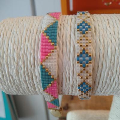 Bracelet metier a tisser