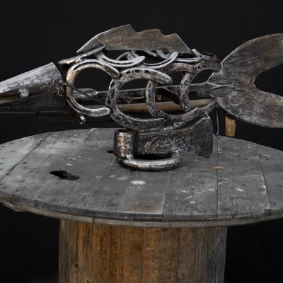 Carl jaunay sculpture
