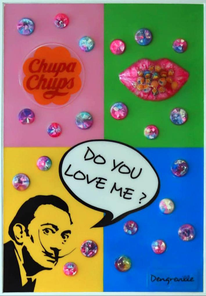 Do you love me ?