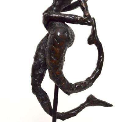 Femme 2 bronze 30cm