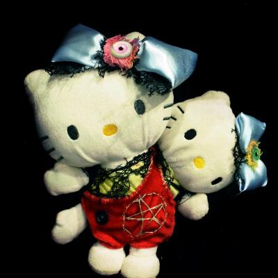 Hello and kitty