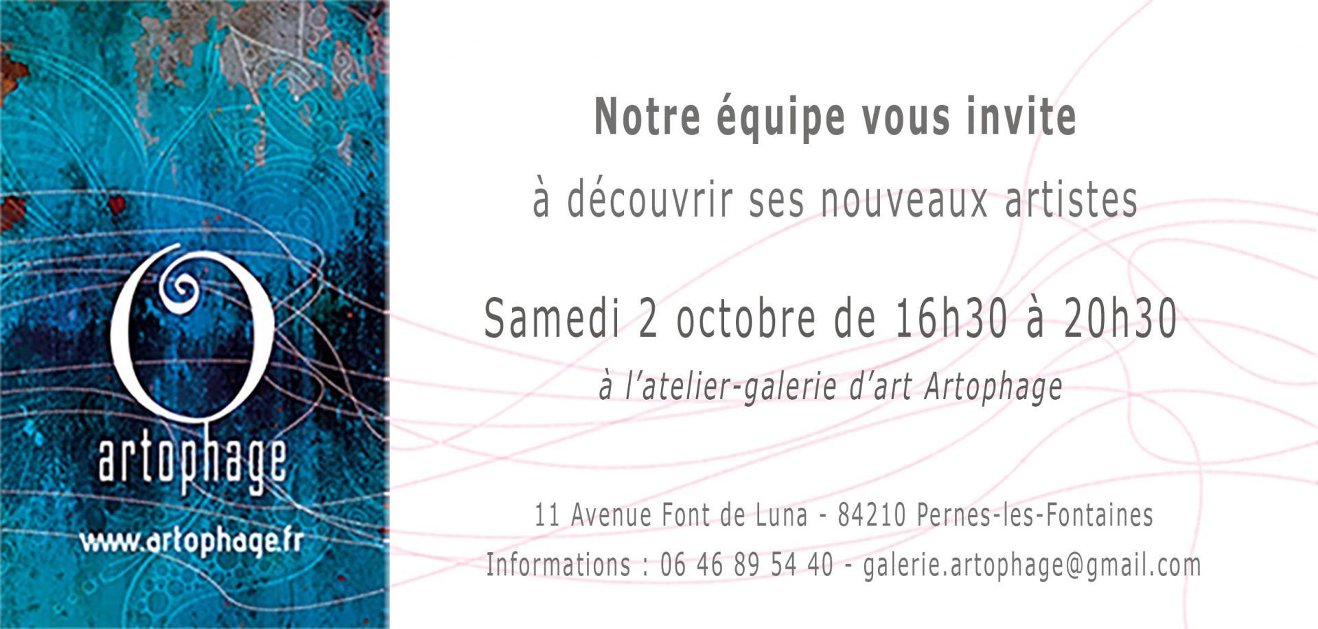 Invitation vernissage 2 octobre 2021 web