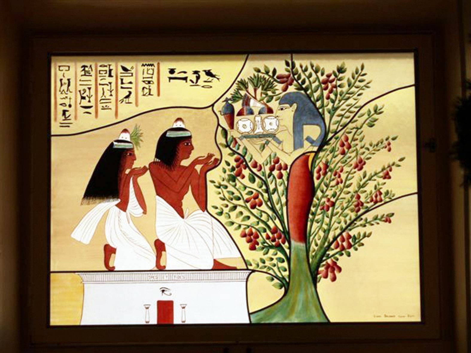 L'arbre de vie égyptien