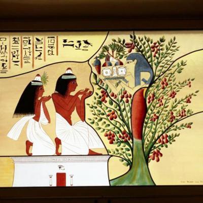L arbre de vie egyptien