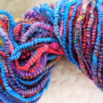Laine multicolore 1