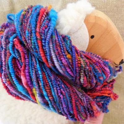 Laine multicolore 2