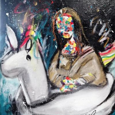 Licorn joconde