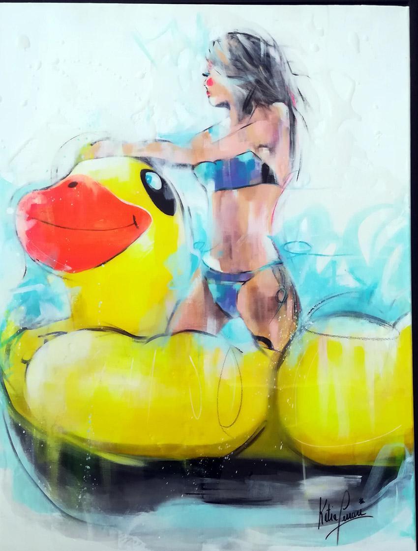 My Yellow Duck