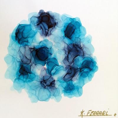 Rolls in blue