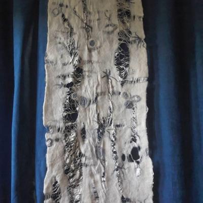 Serpiente 53x135cm