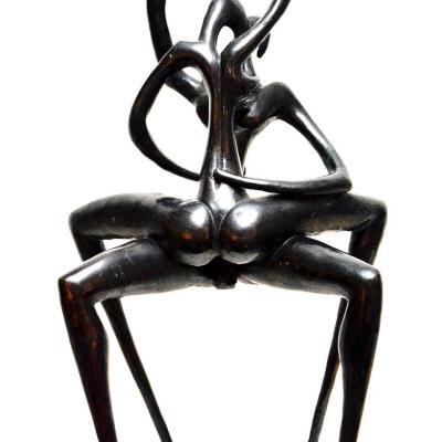 Tango bronze 90cm