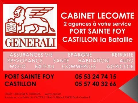 Cabinet Lecompte Générali